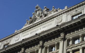Cassa Depositi e Prestiti: rinegoziazione prestiti 2021 per gli Enti Locali colpiti dagli eventi sismici del maggio 2012