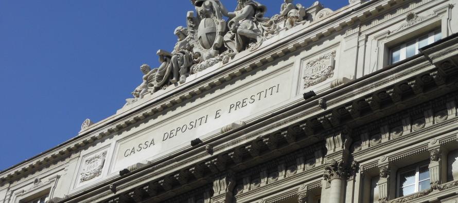 Cassa DD.PP. su indebitamento: Comuni sono P.A. più virtuose, rilanciare loro investimenti è essenziale per dare impulso alla ripresa