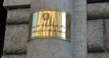 Trasparenza e corruzione: la Funzione pubblica ricorda che le comunicazioni devono essere inoltrate all'Anac