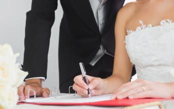"""""""Servizi Demografici"""": al via nuova procedura per matrimoni danesi in Italia"""