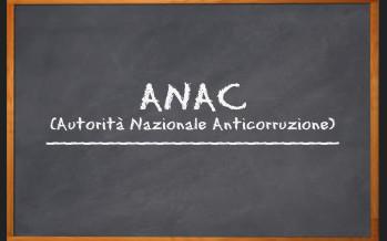 Consorzi: Anac si esprime sulla inconferibilità al Sindaco della carica di Presidente