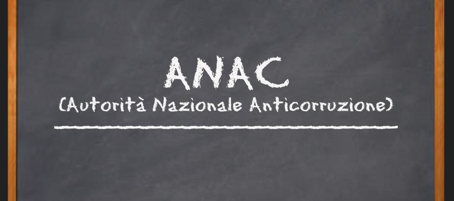 """Affidamento Servizi """"Pubblica illuminazione"""": troppe violazioni, Anac torna a dare indicazioni operative ai Comuni"""