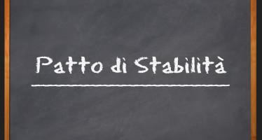 """Patto di stabilità: ripartiti gli spazi finanziari in applicazione del """"Decreto Enti Locali"""""""