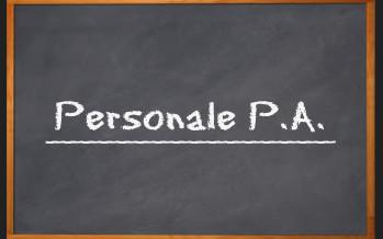 Personale Enti Territoriali: il Settore occupa complessivamente circa 487.000 unità