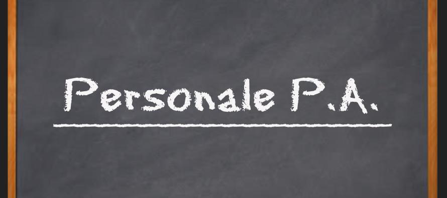 Spesa di personale: gestione risorse finanziarie destinate al personale del Settore pubblico