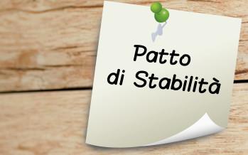 Violazione Patto di stabilità: sanzioni relative al 2012 o anni precedenti non si applicano in caso di dissesto o accertamento post 2013