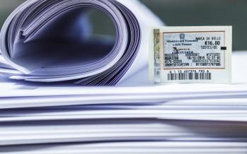 """Imposta di bollo: in G.U. le specifiche sulla nuova modalità di pagamento per le """"E-fatture"""""""
