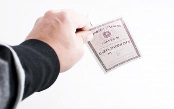 """""""Covid-19"""": proroga di validità della carta d'identità"""