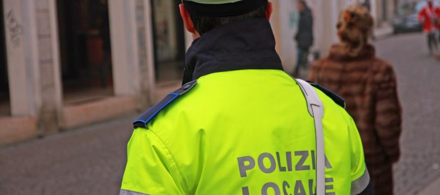 Polizia locale: spese del personale per gli eventi privati