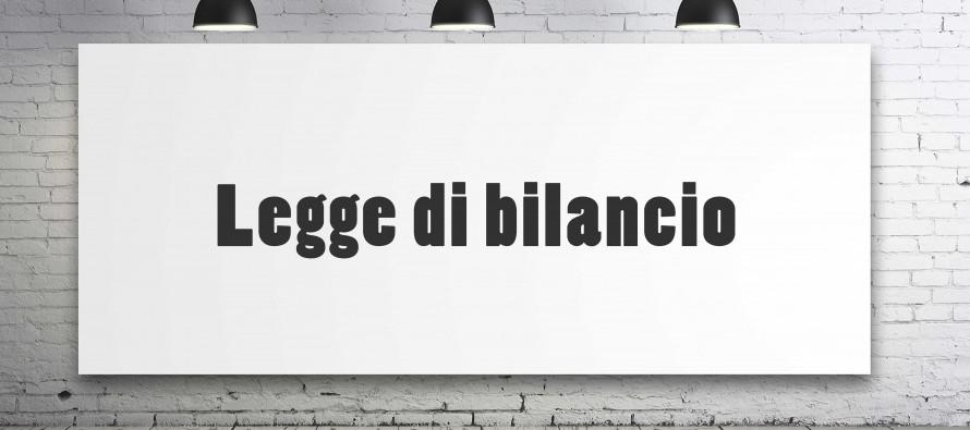 """""""Ddl. Bilancio"""": la Manovra interviene sul """"Testo unico in materia di società a partecipazione pubblica"""""""