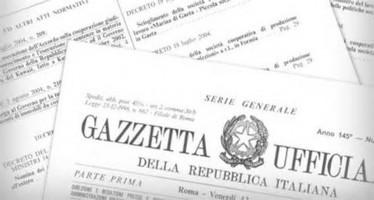 Piccoli Comuni: in G.U. la Legge con le disposizioni per la riqualificazione e il recupero dei centri storici