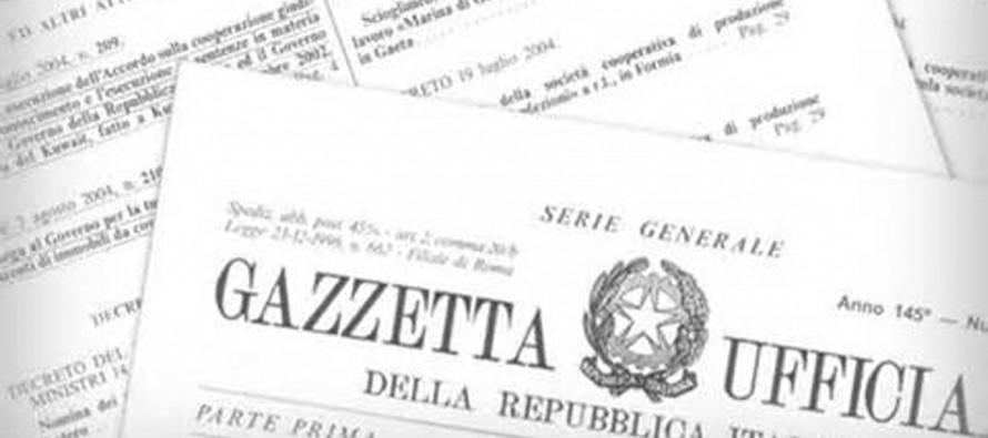 Armonizzazione: pubblicati alcuni aggiornamenti agli Allegati del Dlgs. n. 118/11