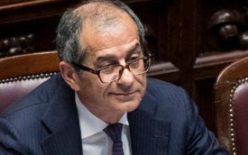 """""""Documento programmatico di bilancio"""": così il Ministro Tria ha motivato alla Commissione europea le scelte operate dal Governo"""