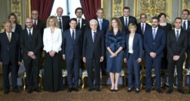 Ministri senza portafoglio e Sottosegretari alla Presidenza del Consiglio: in G.U. i Dpcm. che attribuiscono le deleghe
