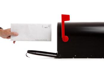 """Notifica redatta a mezzo del """"servizio postale"""""""