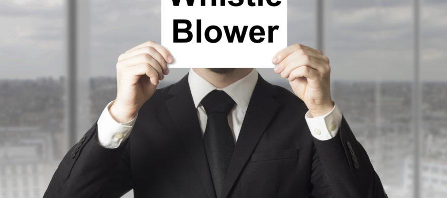 """""""Whistleblowing"""": modificato il Regolamento Anac sull'esercizio di potere sanzionatorio in materia di tutela degli autori di segnalazioni"""