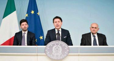 """""""Covid-19"""": Dl. di prossima adozione con nuove misure economiche e sociali"""