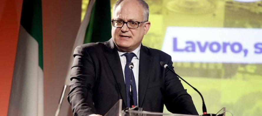 """""""Decreto Rilancio"""": Gualtieri, """"Venerdì il primo miliardo di Euro sarà trasferito agli Enti Locali"""""""