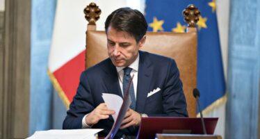 """""""Covid-19"""": presentata la prima bozza del """"Piano nazionale di ripresa e resilienza"""""""