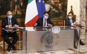 """""""Covid-19"""": il """"Decreto Ristori"""" incassa il via libera del Consiglio dei Ministri"""