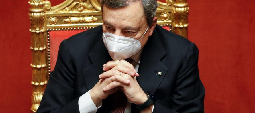 Riforma P.A. e formazione dei dipendenti pubblici tra i punti chiave del Discorso programmatico del Presidente del Consiglio Mario Draghi