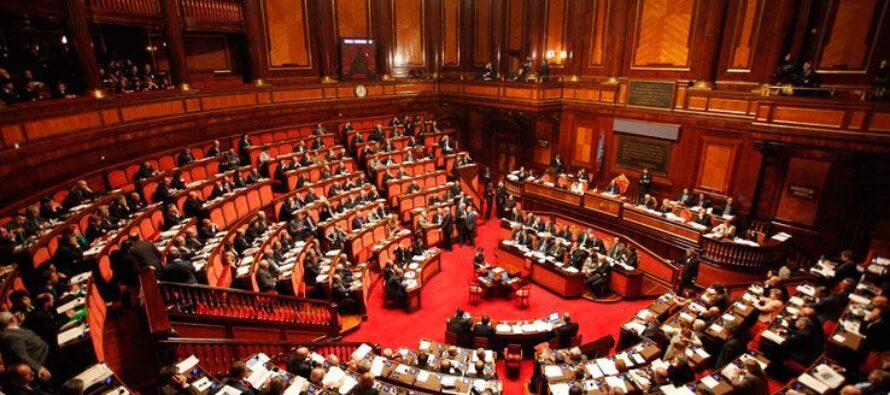 La Giornata Parlamentare del 26 aprile 2021