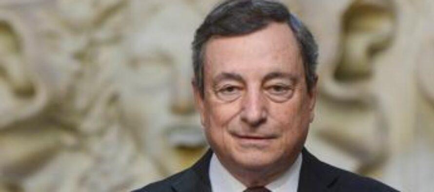 Cashback sospeso per 6 mesi, le ragioni di Draghi