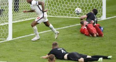 Euro 2020, Inghilterra batte Germania 2-0 e va ai quarti