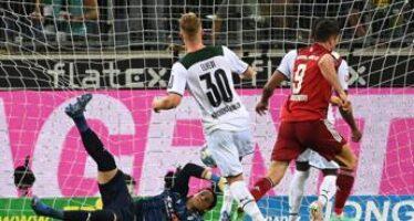 Bundesliga al via, Borussia Moenchengladbach-Bayern Monaco 1-1