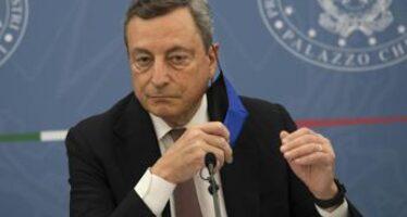 Afghanistan, Draghi sente Johnson: iniziative per stabilità