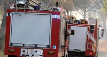 Incendi, fiamme in Abruzzo: roghi a Pescara e sulla Costa dei Trabocchi