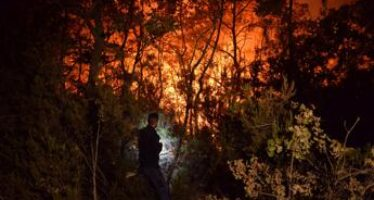 Incendi Calabria, c'è un'altra vittima