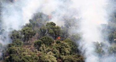 """Incendi, Protezione civile: """"Richiesta attivazione meccanismo europeo"""""""