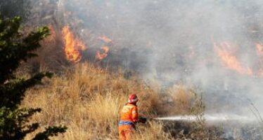 Incendi Sicilia, allerta rossa in 5 province