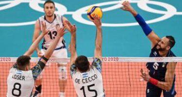 Tokyo 2020 volley, Italia-Argentina 2-3: azzurri fuori
