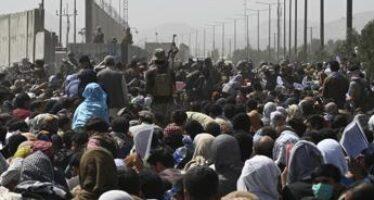 Afghanistan, almeno 7 morti all'aeroporto di Kabul