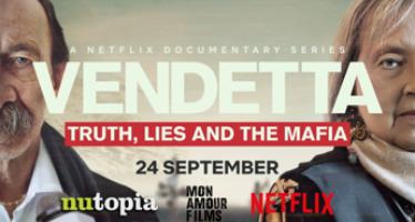 'Vendetta: guerra nell'antimafia', da settembre su Netflix