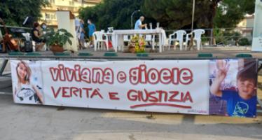 """Venetico ricorda Viviana e Gioele, il marito: """"Vogliamo la verità"""""""