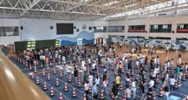 Covid Cina, a Wuhan completati test su intera popolazione