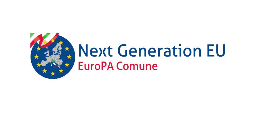 """""""Next Generation Eu – EuroPA Comune"""": al via il primo di 5 Incontri in preparazione del grande evento finale dal titolo """"Road to 2022"""""""