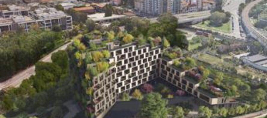 Milano, nel 2024 le nuove case 'nel bosco' di Boeri