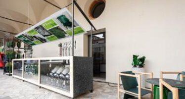 Carlsberg Italia presenta Ocean OC2, linea di design green
