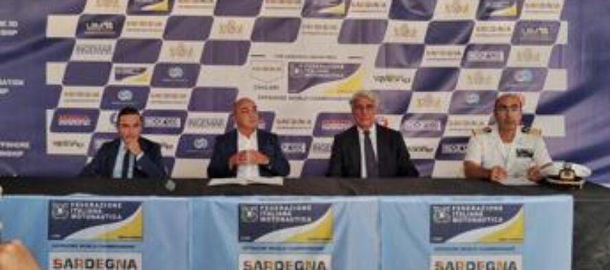 A Cagliari varato progetto superboat, Iaconianni e Chessa lanciano il Fim Sardinia Grand Prix
