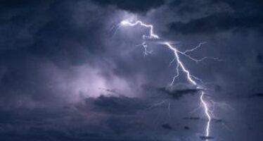 Piogge e temporali, allerta gialla sulla Sardegna