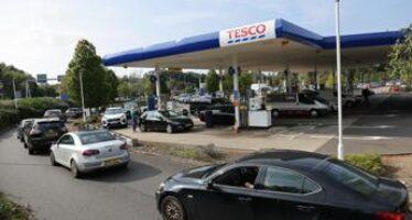 Gb, crisi carburante: governo pronto a impiegare esercito