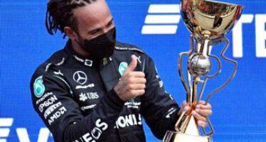 F1, Hamilton vince Gp Russia: 100 successi in carriera