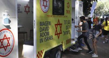 Covid oggi Israele, 10mila contagi: bollettino, incidenza oltre 6%