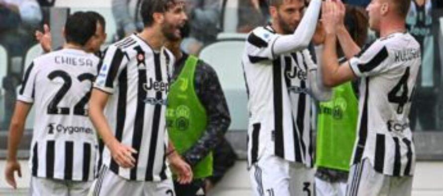 Juve-Sampdoria 3-2, Allegri risale in classifica