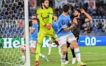 Europa League, Lazio-Lokomotiv Mosca 2-0