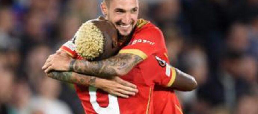 Europa League, Leicester-Napoli 2-2: doppietta Osimhen